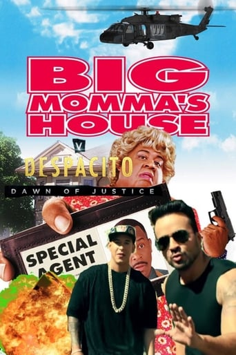 Poster of Big Momma's House V Despacito: Dawn of Justice