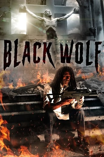 Poster of Black Wolf