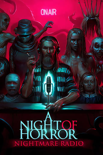 Watch A Night of Horror: Nightmare Radio Online Free in HD