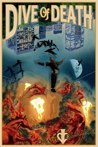 Poster of David Blaine: Dive of Death