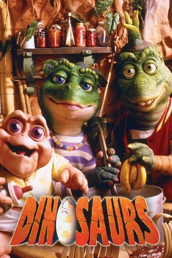 Poster of Dinosaurs
