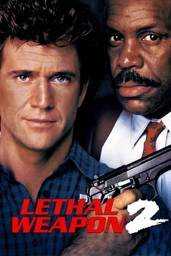 Poster Lethal Weapon 2