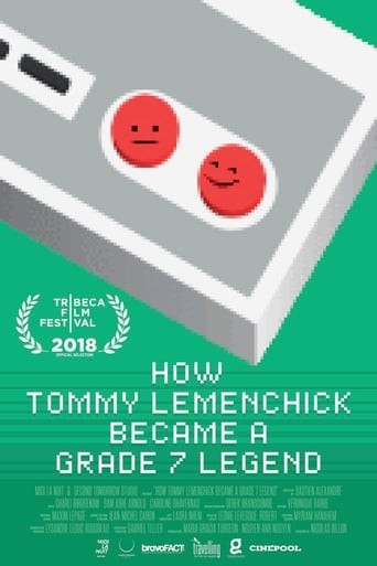 How Tommy Lemenchick Became a Grade 7 Legend