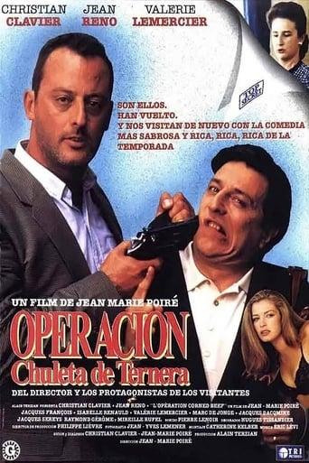 Poster of Operación Chuleta de Ternera