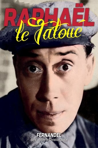 Poster of Raphaël le tatoué