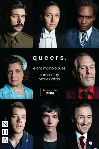 Poster of Queers.