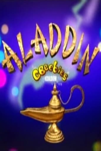 Poster of Cbeebies Aladdin