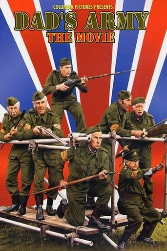 Poster of Dad's Army