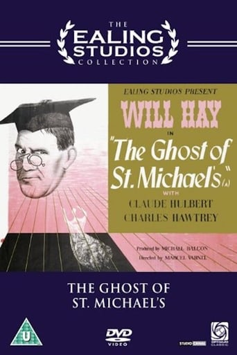 Poster of The Ghost of St. Michael's