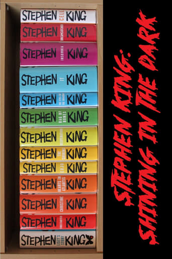 Poster of Stephen King: Shining in the Dark