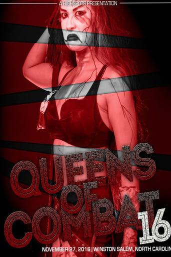 Poster of Queens Of Combat QOC 16