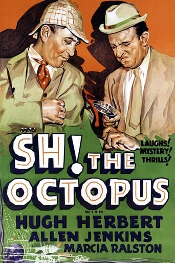Poster of Sh! The Octopus