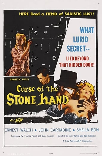Poster of Curse of the Stone Hand
