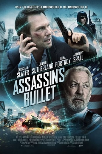 Assassin's Bullet (2012) - poster