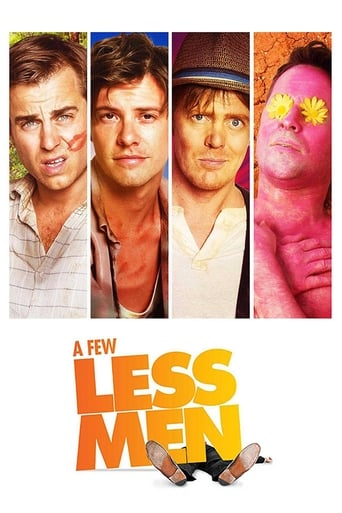 Poster of A Few Less Men