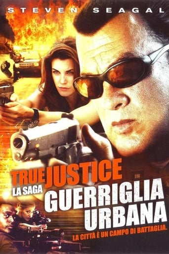 Poster of True Justice: Guerriglia urbana