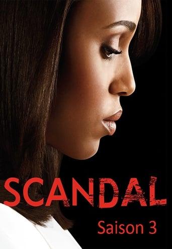 Skandalas / Scandal (2014) 3 Sezonas