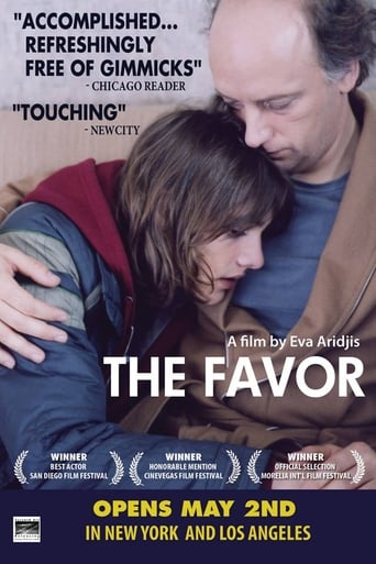 Poster of The Favor