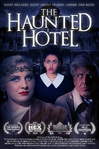 Poster The Haunted Hotel