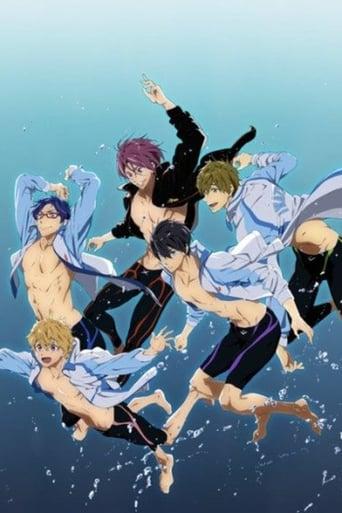 Poster of Free! Eternal Summer - Kindan no All Hard!