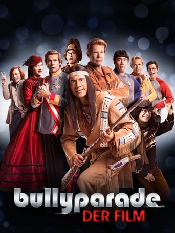 Poster of Bullyparade: The Movie