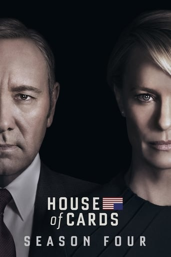 Kortų namelis / House of Cards (2016) 4 Sezonas