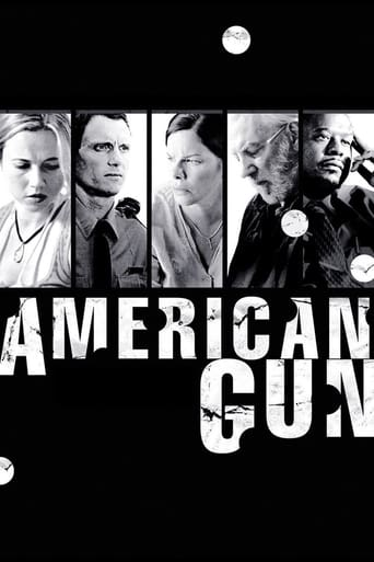 portada American Gun