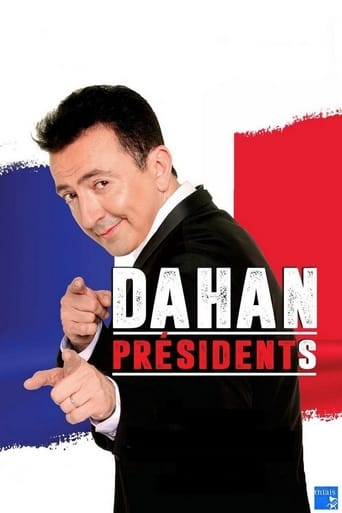 Poster of Gérald Dahan président(s)