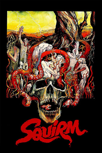 Poster of Squirm