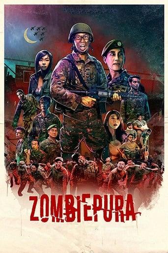Poster of Zombiepura
