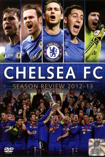 Poster of Chelsea FC - Season Review 2012/13