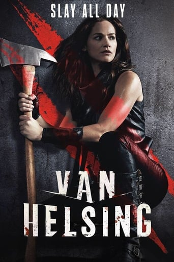 Vanesa Helsing / Van Helsing (2017) 2 Sezonas EN