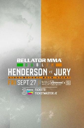 Watch Bellator 227: Henderson vs. Jury Online Free Putlockers