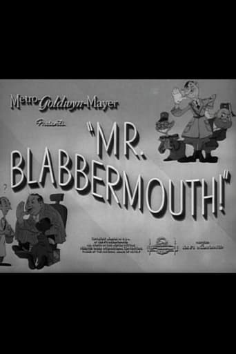Watch Mr. Blabbermouth! Free Movie Online