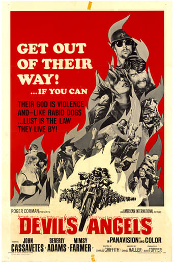 Poster of Devil's Angels
