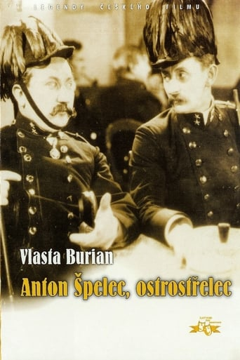 Anton Spelec, Sharp-Shooter Movie Poster