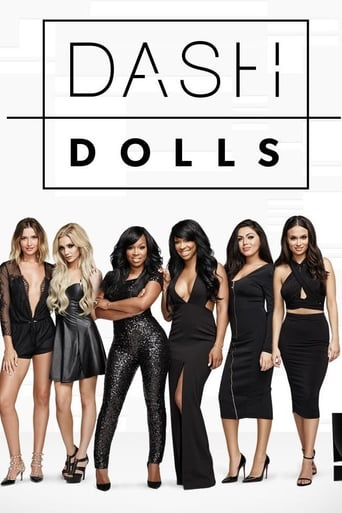 Poster of Dash Dolls