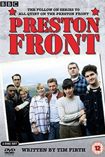 Poster of (All Quiet on the) Preston Front