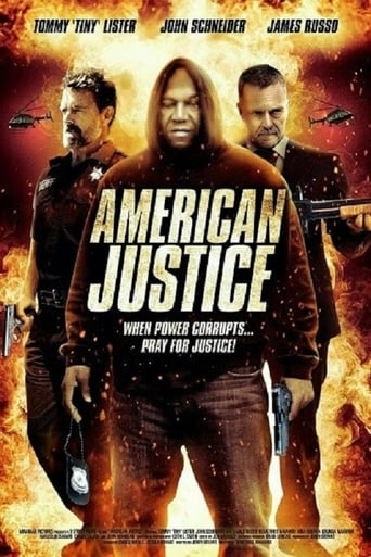 American Justice (2017) - poster