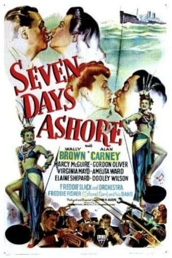 Poster of Seven Days Ashore