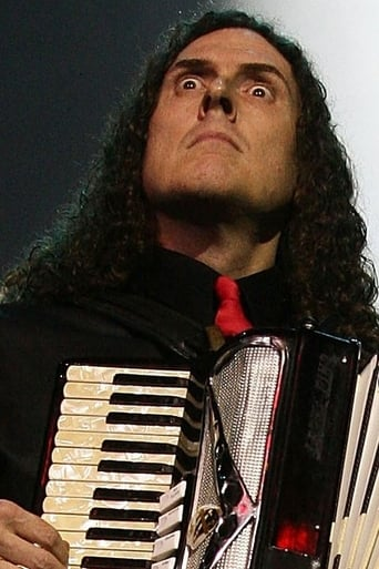 Poster of Weird Al Yankovic at Blizzcon 2016