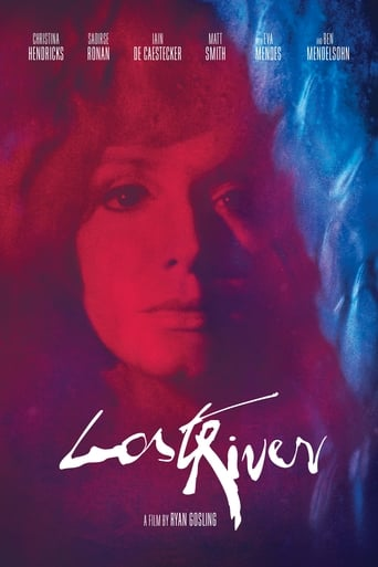 Poster of Lost River