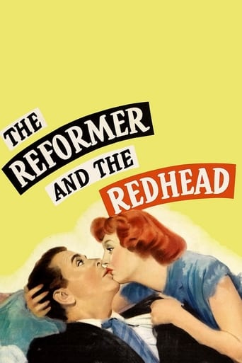 The Reformer and the Redhead Movie Poster