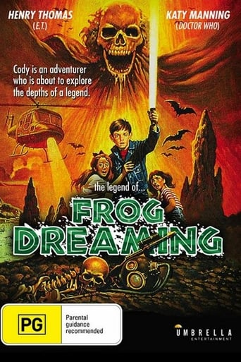 Poster of Frog Dreaming