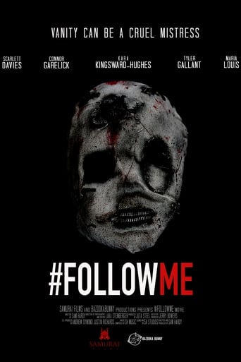 #Followme Poster