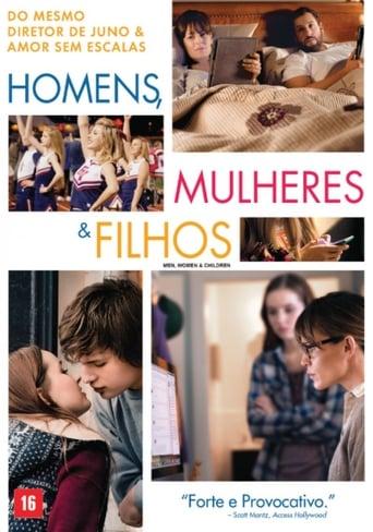 Homens, Mulheres e Filhos (2015) BRRip 1080p Dual Audio – Torrent / GDRIVE