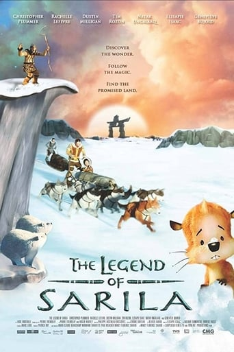 Poster of The Legend of Sarila