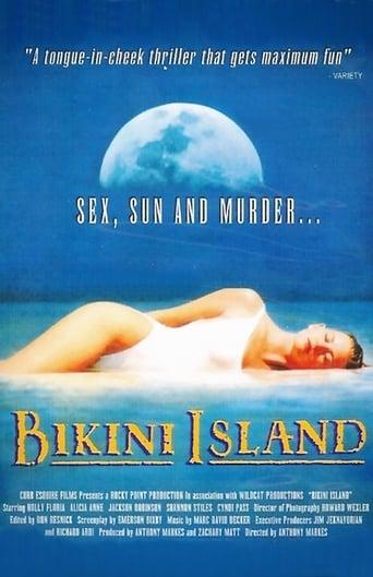 Poster of Bikini-sziget rejtélye