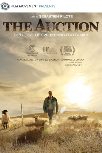 Poster of The Auction