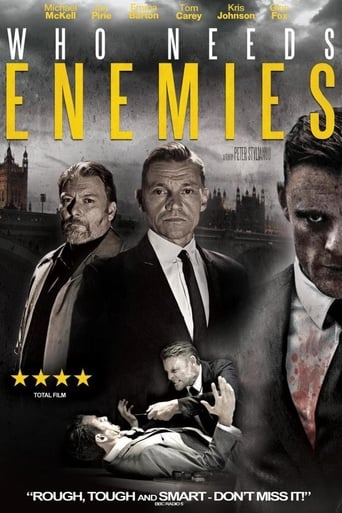 Poster of Who Needs Enemies